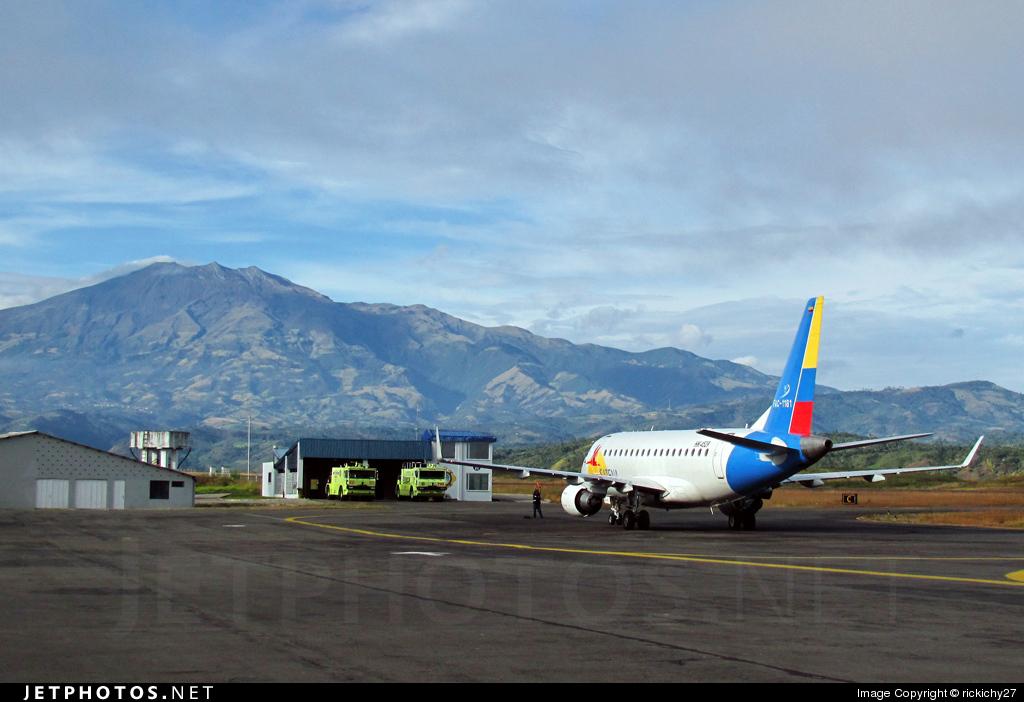 SKPS - Airport - Ramp