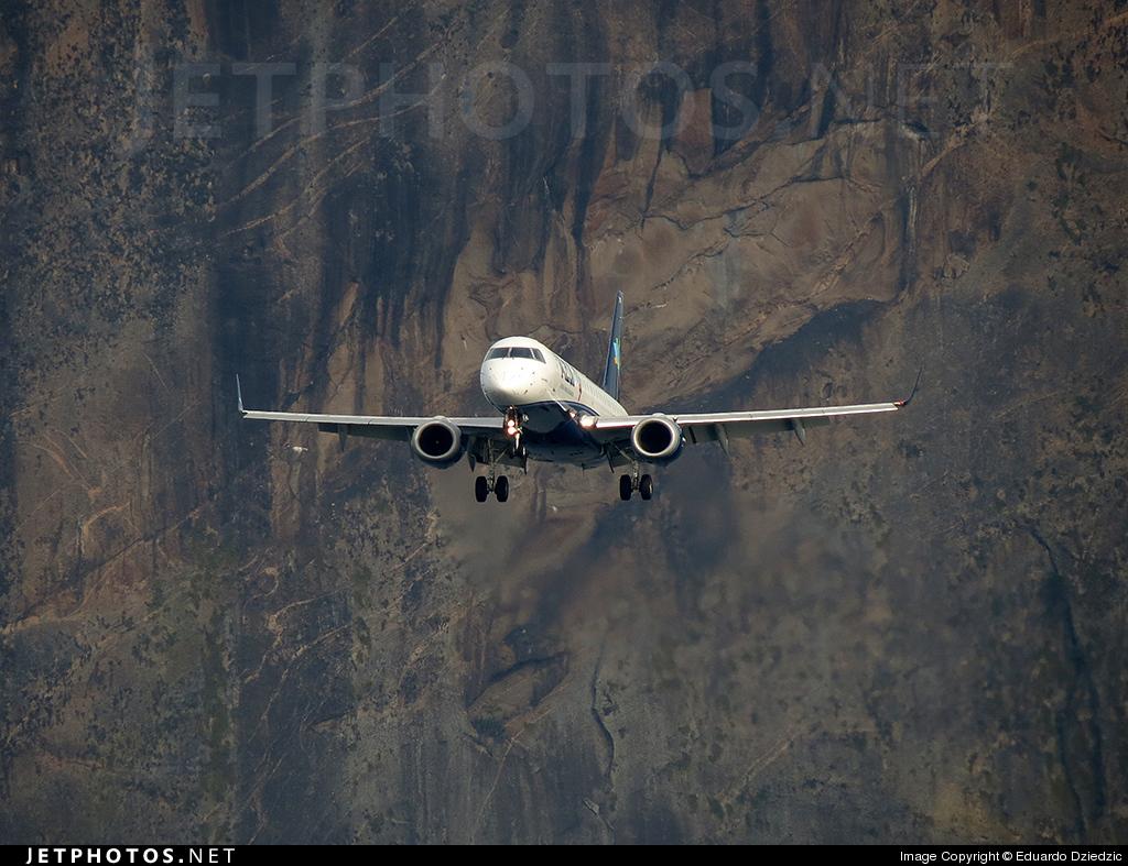 PR-AZB - Embraer 190-100IGW - Azul Linhas Aéreas Brasileiras