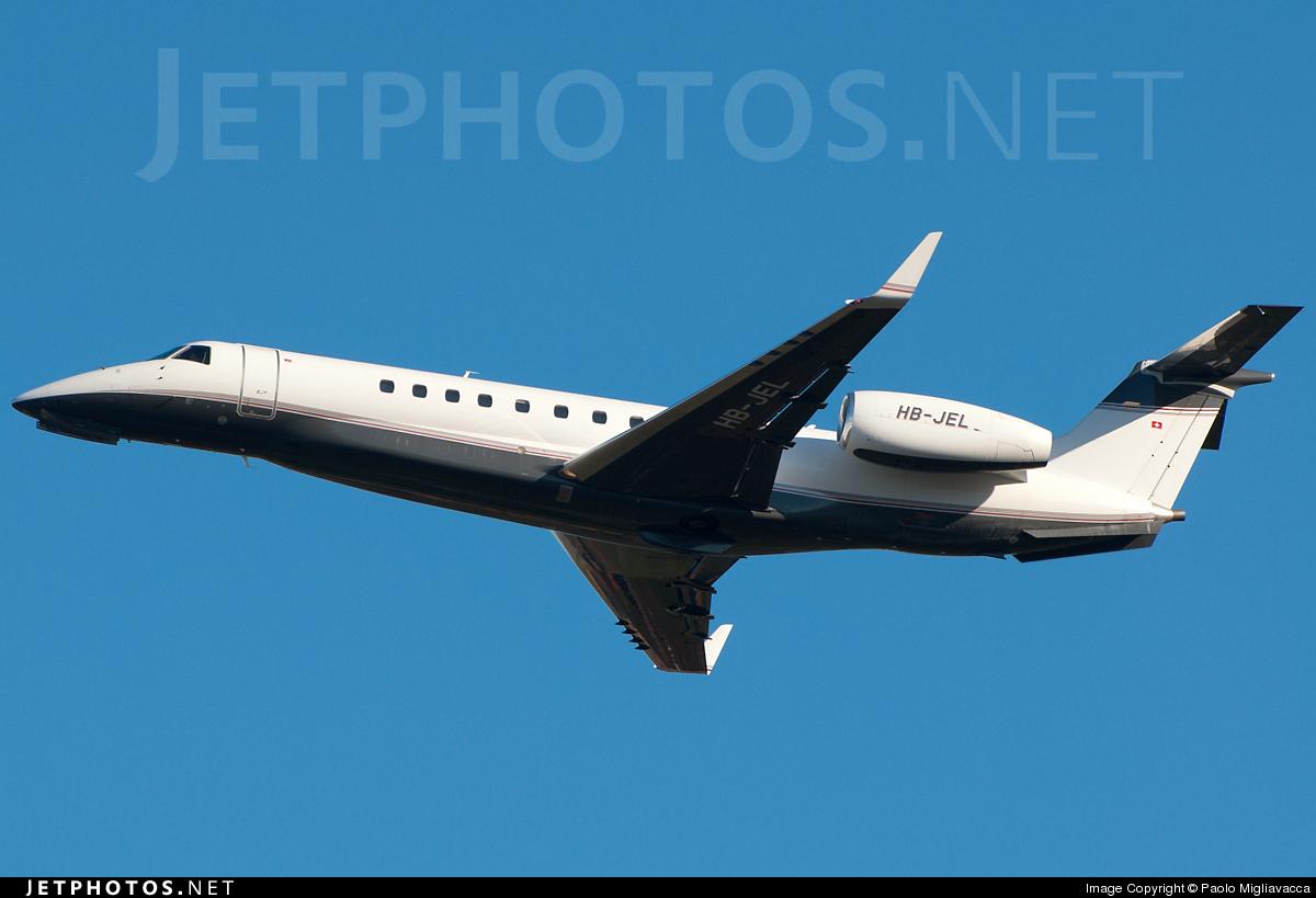 HB-JEL - Embraer ERJ-135BJ Legacy - G5 Executive