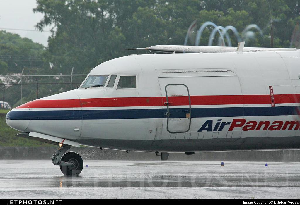 HP-1631PST - Fokker F27-500F Friendship - Air Panama
