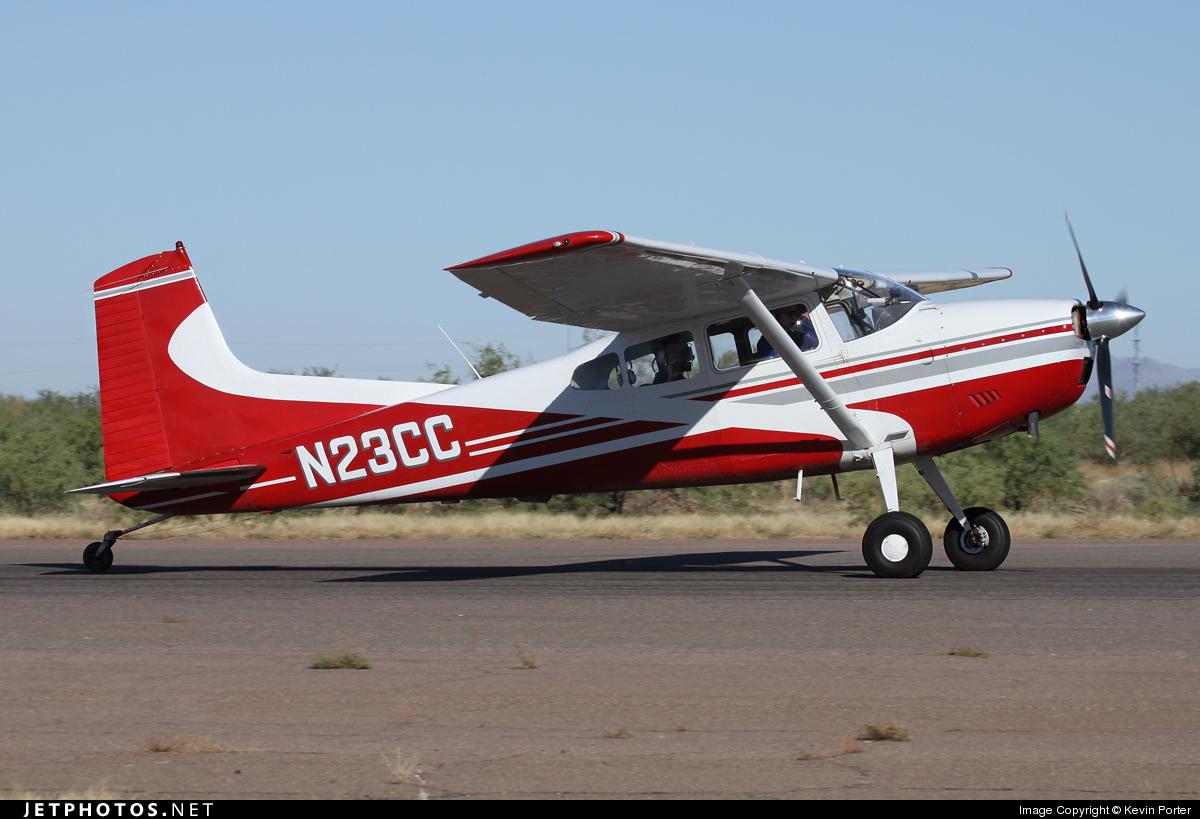 N23CC - Cessna A185E Skywagon - Private