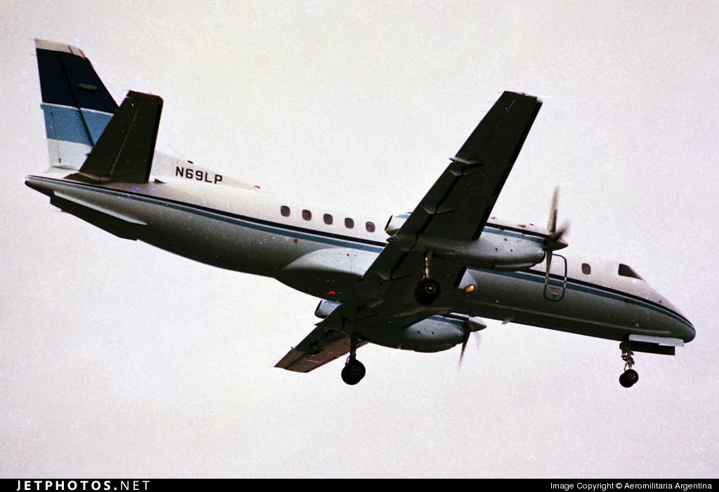 N69LP - Saab 340A - LAPA - Líneas Aéreas Privadas Argentinas