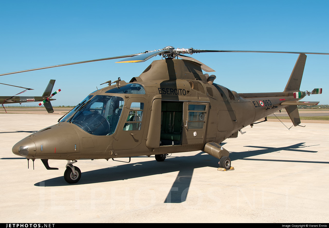 MM81240 - Agusta A109CM - Italy - Army