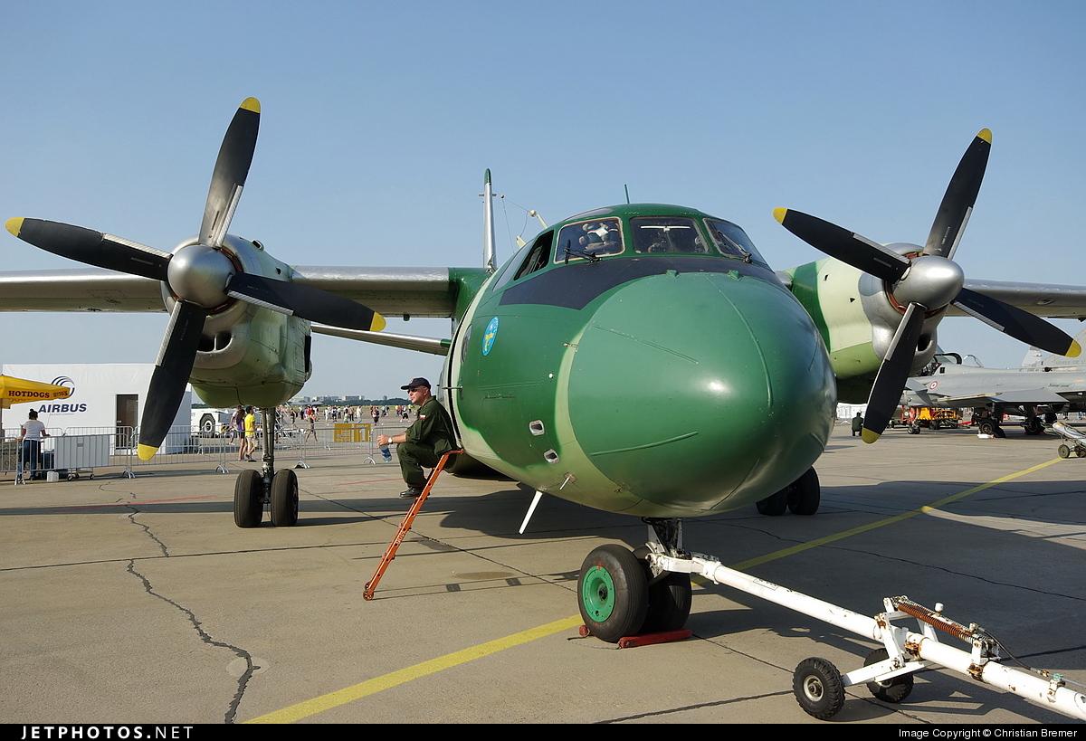 1406 - Antonov An-26 - Poland - Air Force