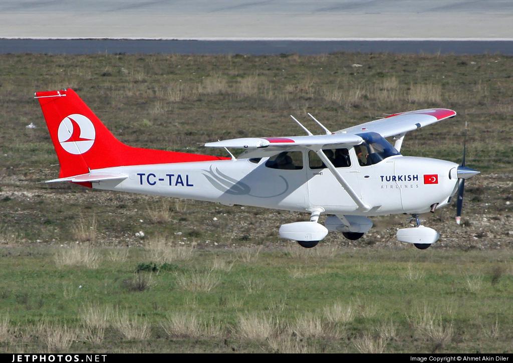 TC-TAL - Cessna 172S Skyhawk SP - Turkish Airlines