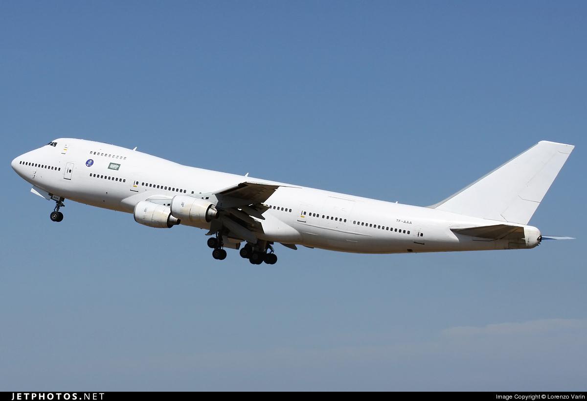 TF-AAA - Boeing 747-236B(SF) - Saudi Arabian Airlines Cargo (Air Atlanta Icelandic)