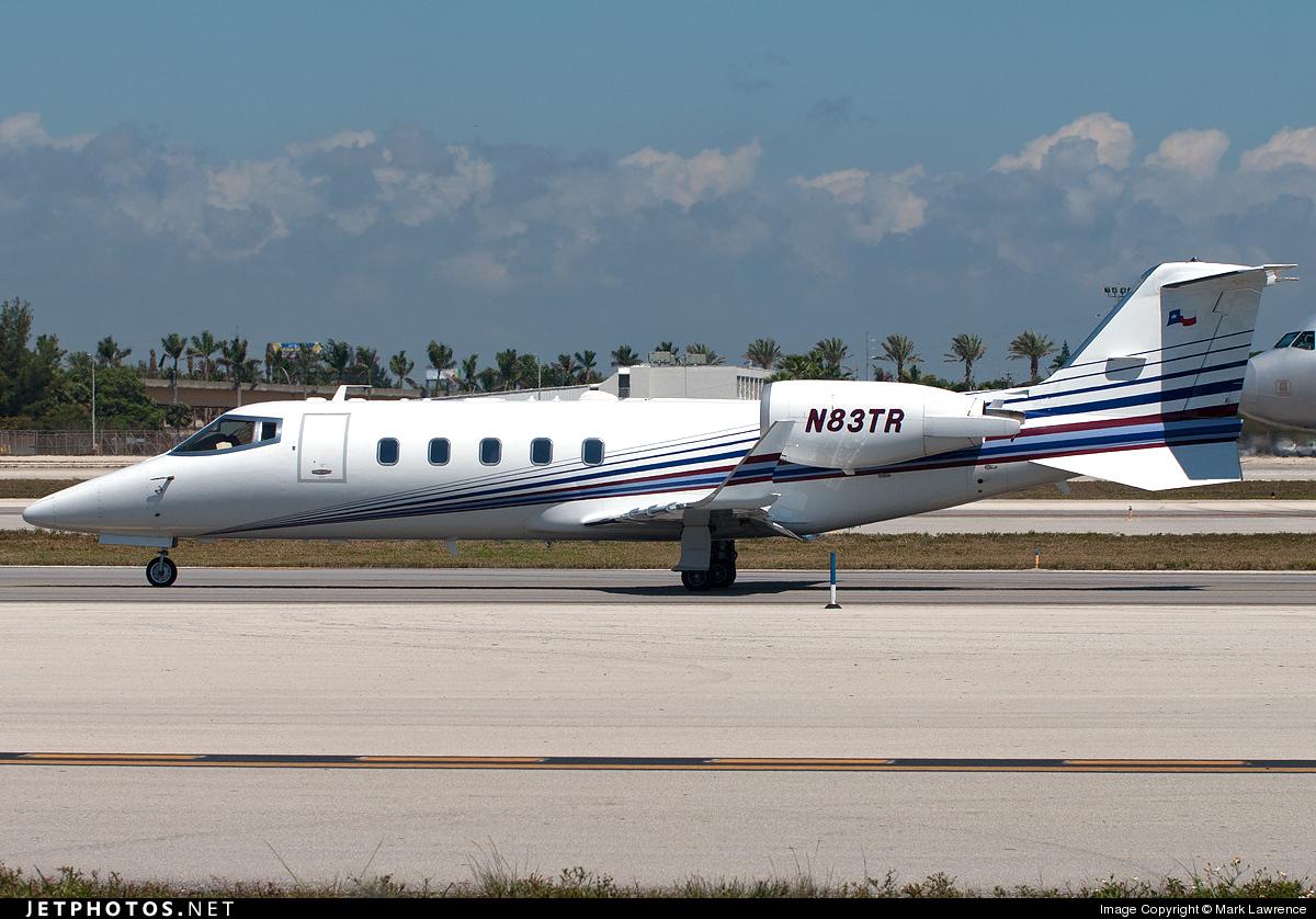 N83TR - Bombardier Learjet 60 - Private
