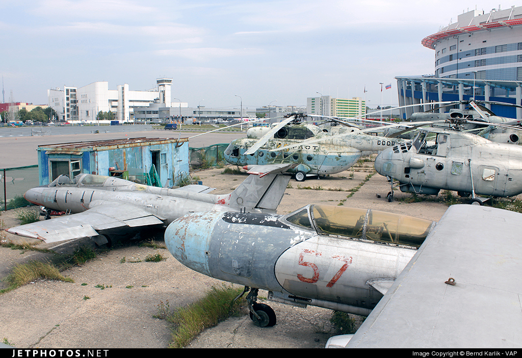 57 - Yakovlev Yak-25 Mandrake - Russia - Air Force