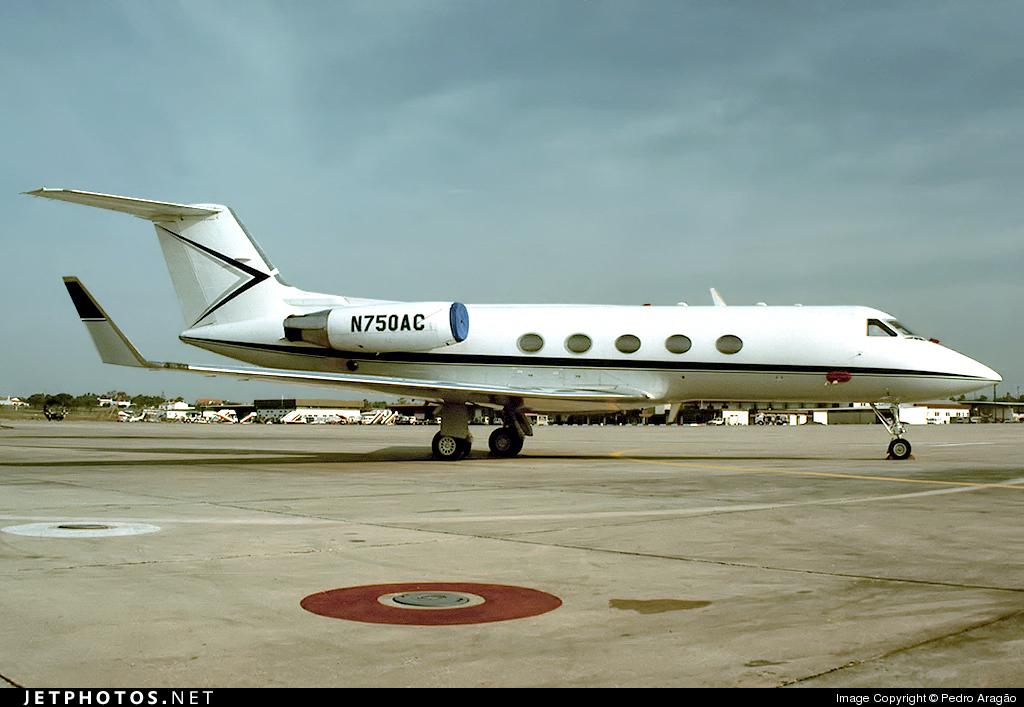N750AC - Gulfstream G-III - Private