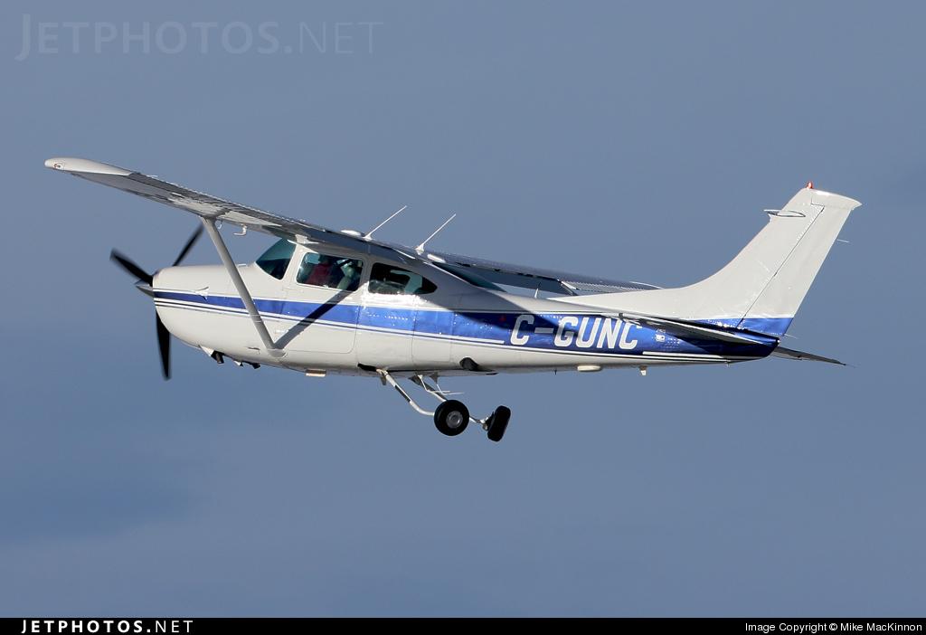 C-GUNC - Cessna R182 Skylane RG - Private