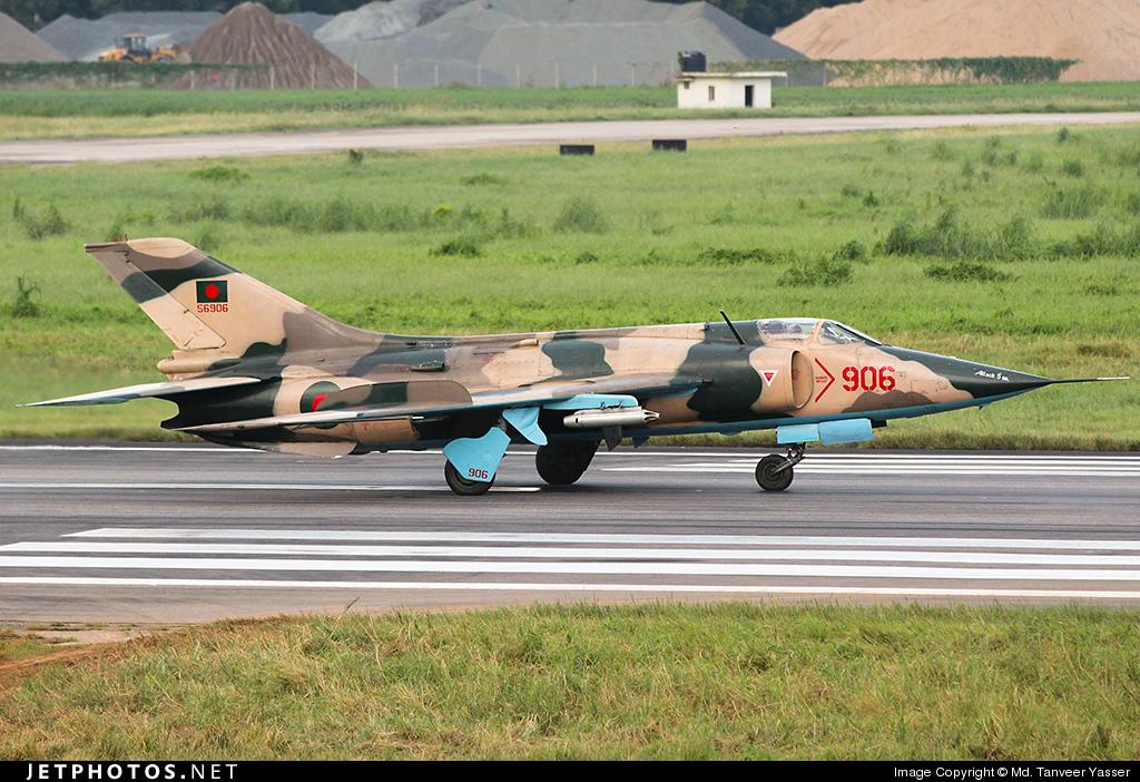 56906 - Nanchang A-5 Fantan - Bangladesh - Air Force