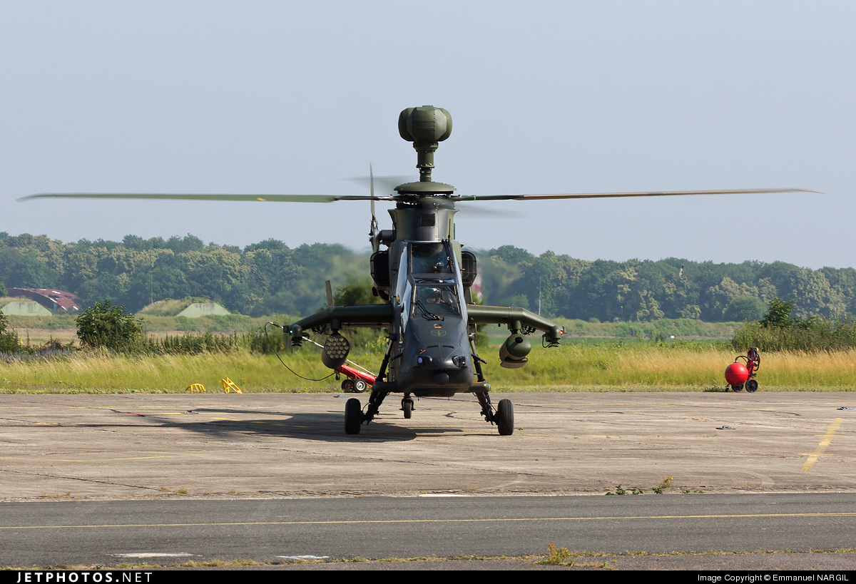 74-06 - Eurocopter EC 665 Tiger - Germany - Army