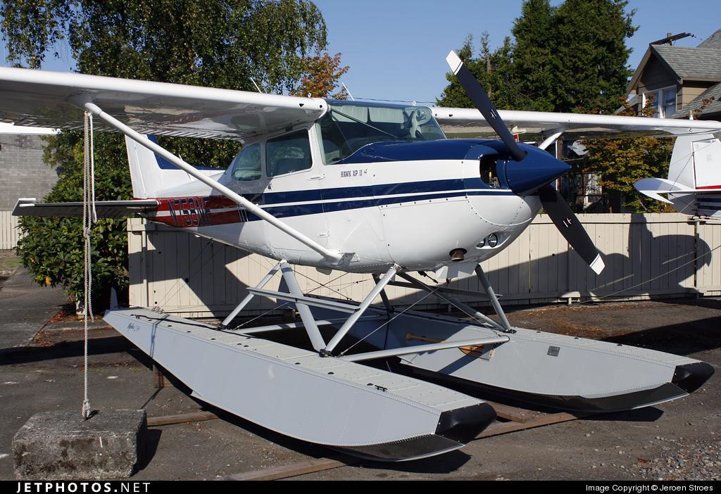 N758NF - Cessna R172K Hawk XP II - BEFA - Boeing Employees Flying Association