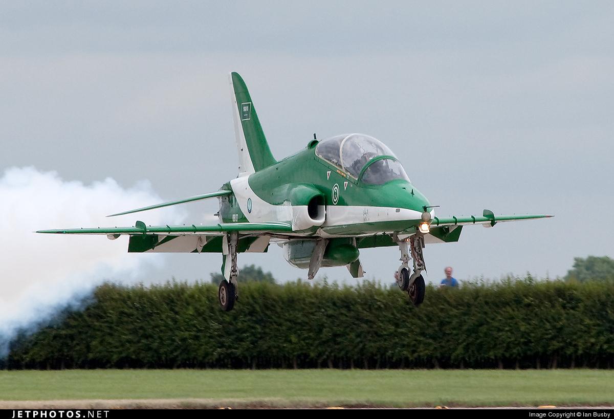 8807 - British Aerospace Hawk Mk.65A - Saudi Arabia - Air Force