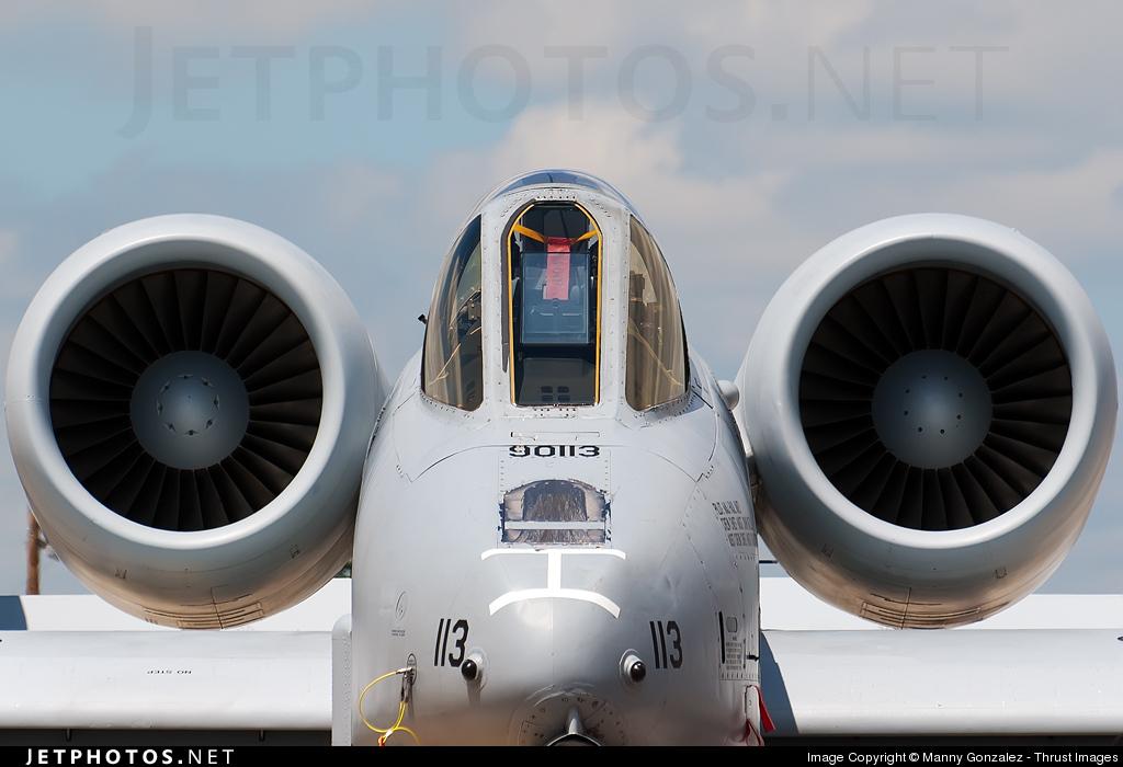 79-0113 - Fairchild A-10A Thunderbolt II - United States - US Air Force (USAF)