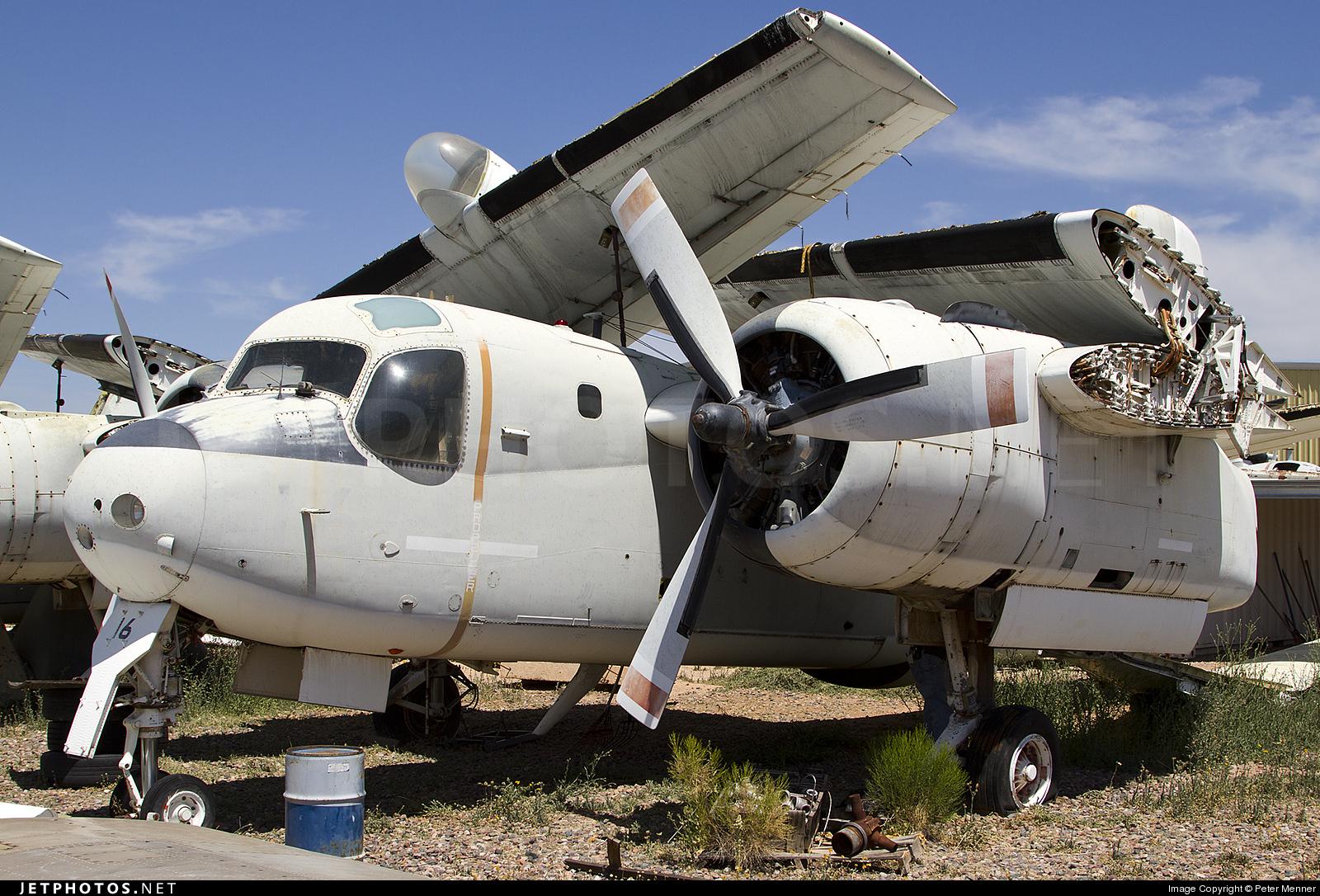 136666 - Grumman S-2F-1 Tracker - United States - US Navy (USN)