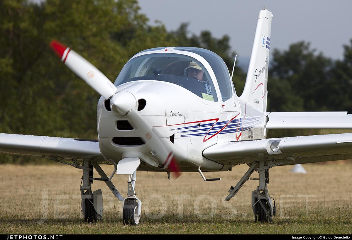 I-B244 - Tecnam P2002RG Sierra - Private