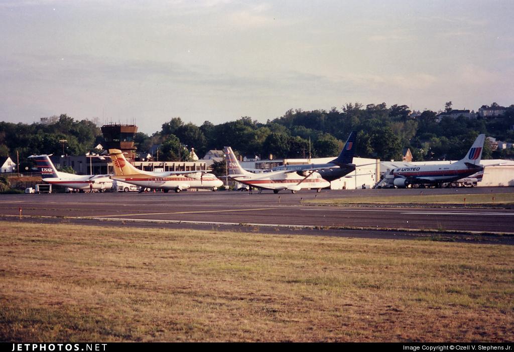 KHVN - Airport - Ramp