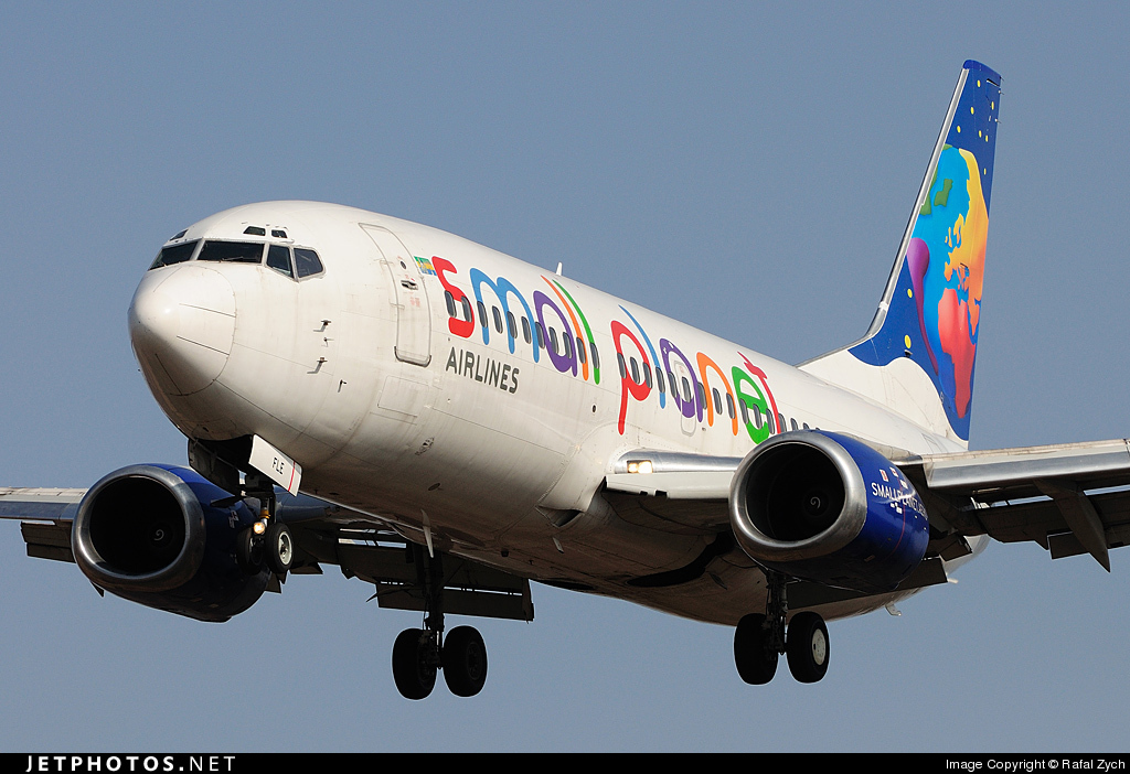 LY-FLE - Boeing 737-3L9 - Small Planet Airlines