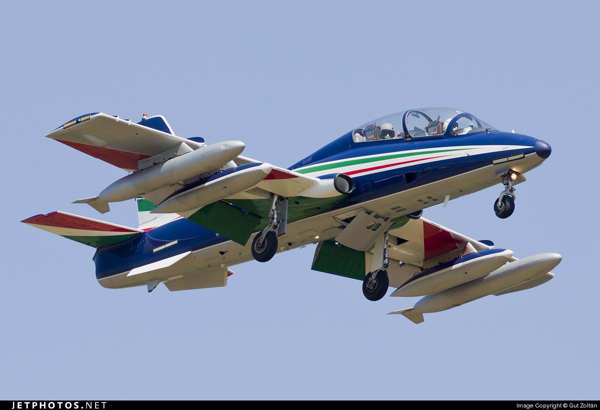 01 - Aermacchi MB-339PAN - Italy - Air Force