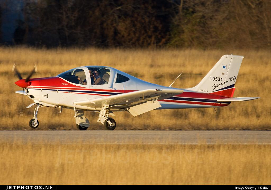 I-9531 - Tecnam P2002RG Sierra - Private