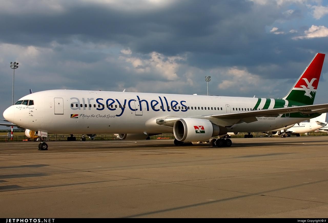 HA-LHC - Boeing 767-306(ER) - Air Seychelles