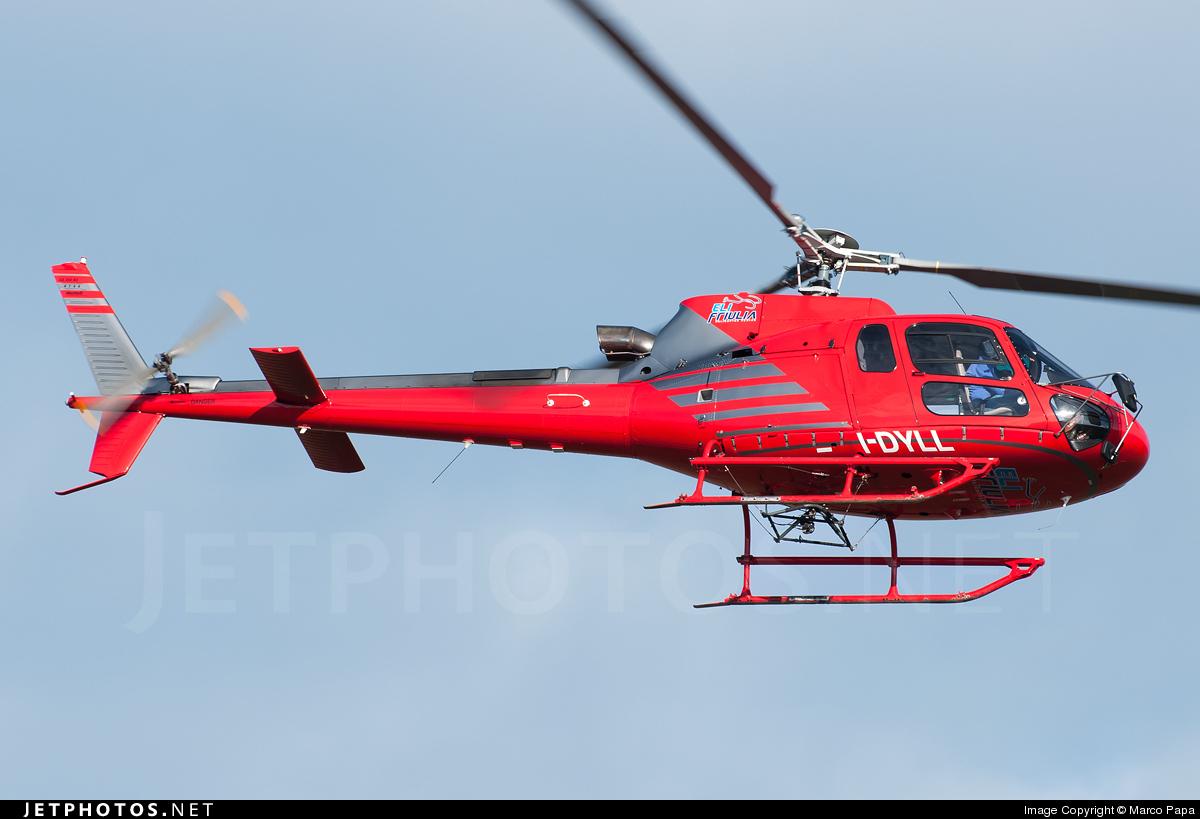 I-DYLL - Eurocopter AS 350B3 Ecureuil - Elifriulia