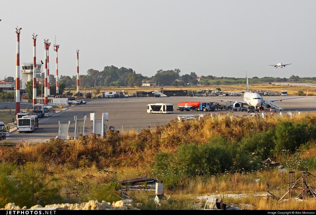 LGZA - Airport - Ramp