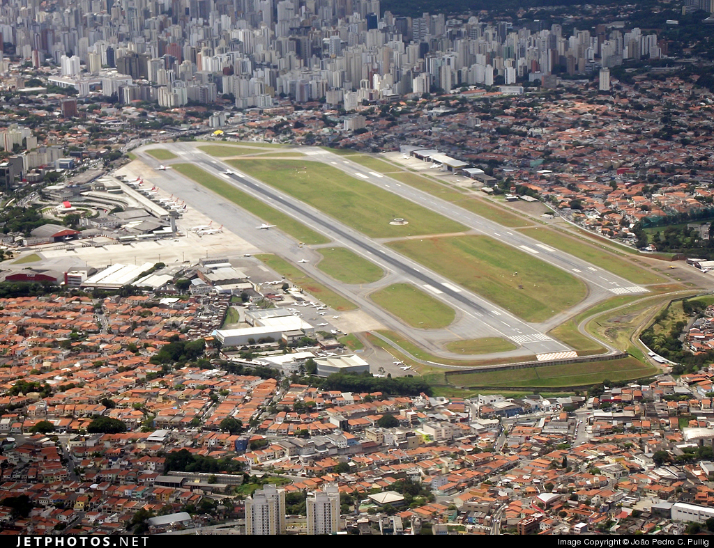 SBSP - Airport - Airport Overview