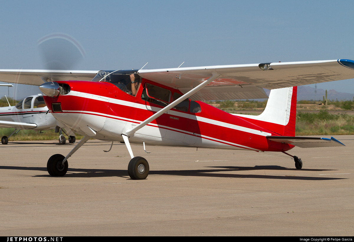 N3455Y - Cessna 180H Skywagon - Private