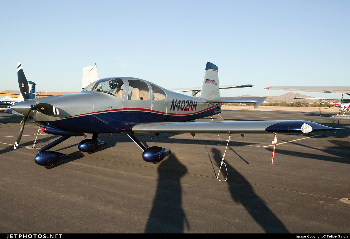 N402RH - Vans RV-10 - Private