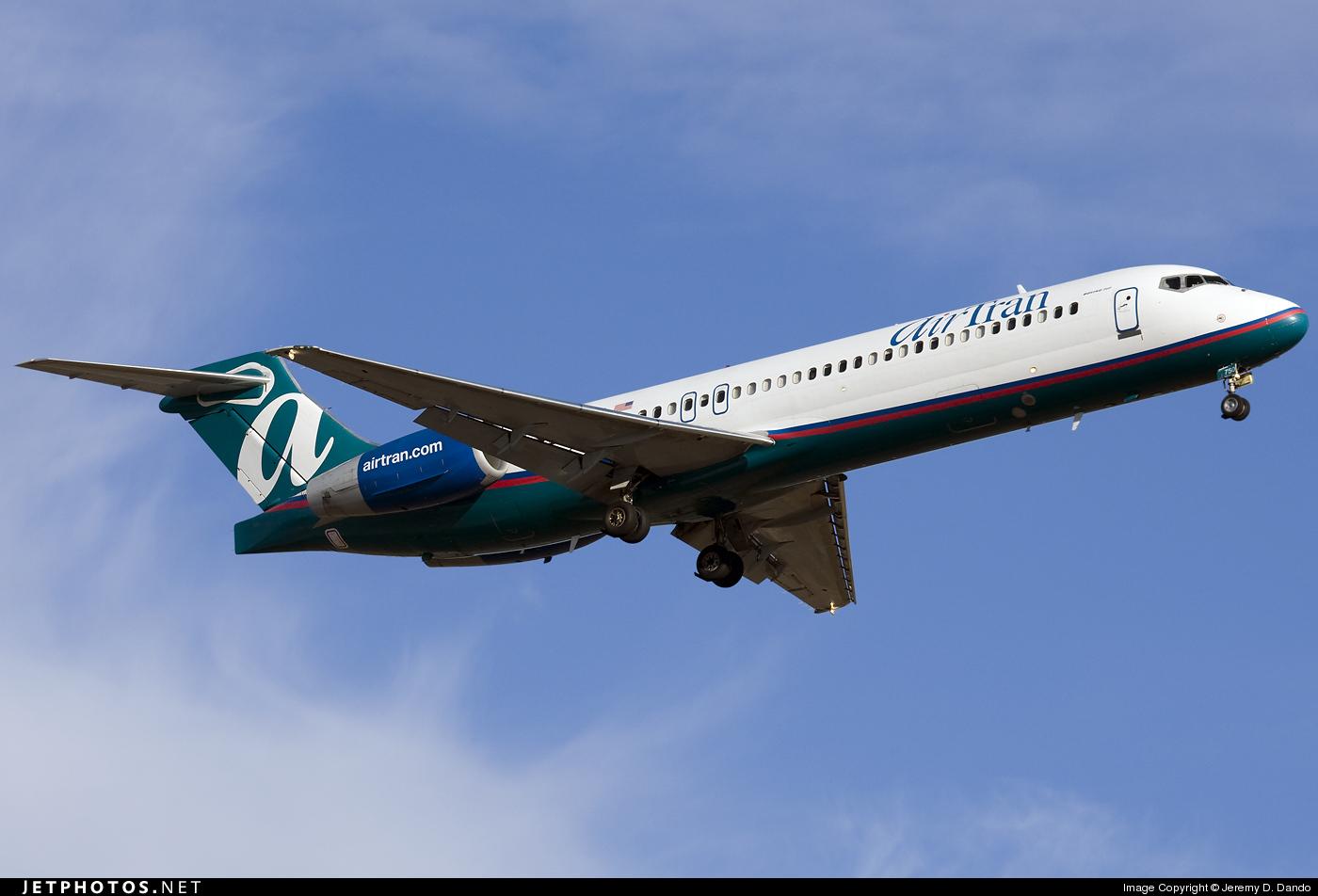 N983AT - Boeing 717-2BD - airTran Airways