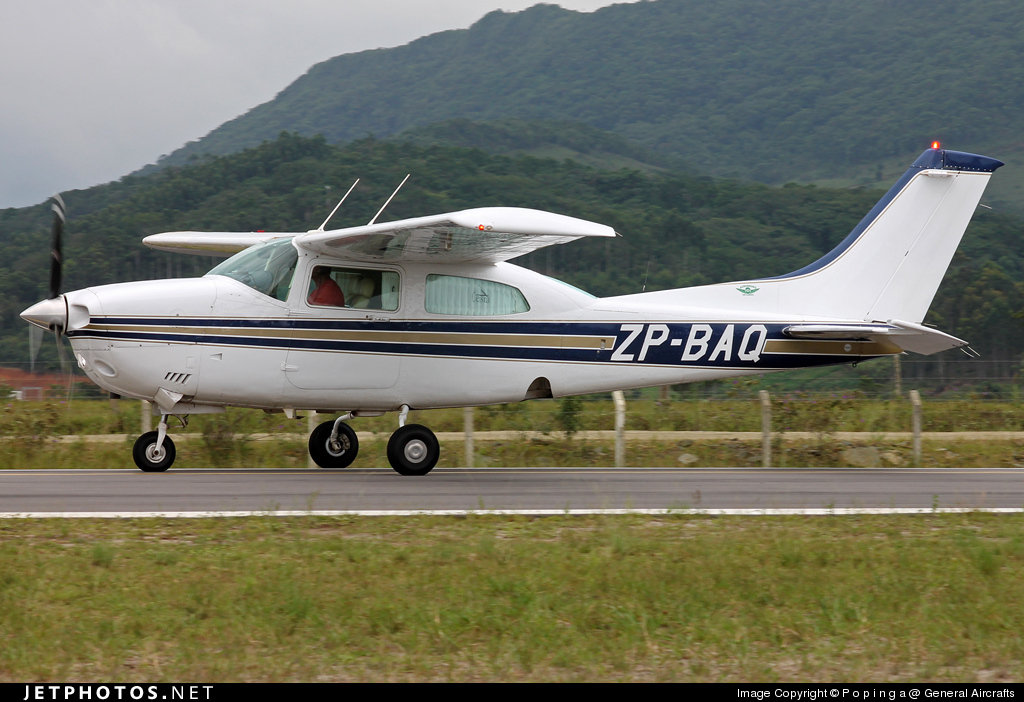 ZP-BAQ - Cessna T210M Turbo Centurion II - Private