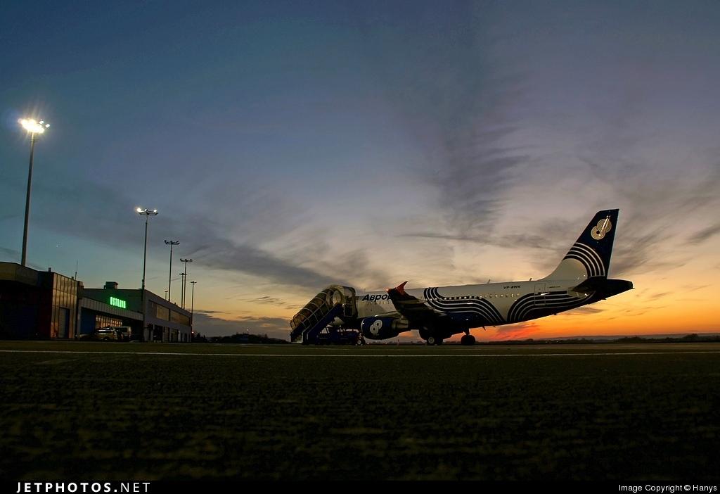 LKMT - Airport - Ramp