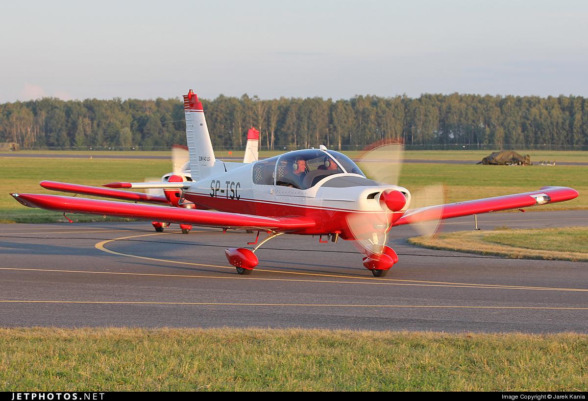 SP-TSC - Zlin 143LSi - Private