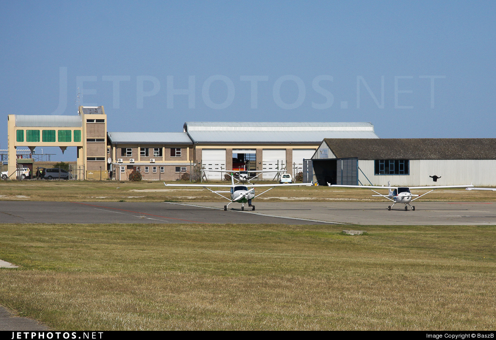 FAGG - Airport - Ramp