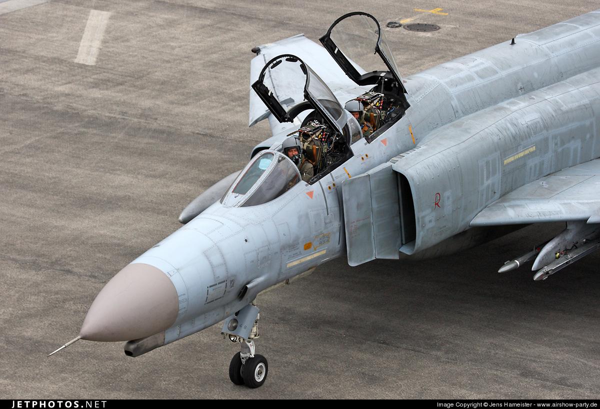 38-48 - McDonnell Douglas F-4F Phantom II - Germany - Air Force