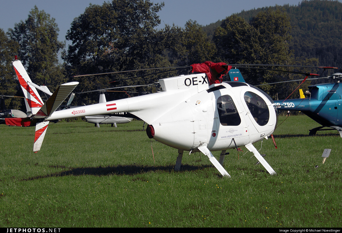 OE-XXL - Hughes 369HS - Private