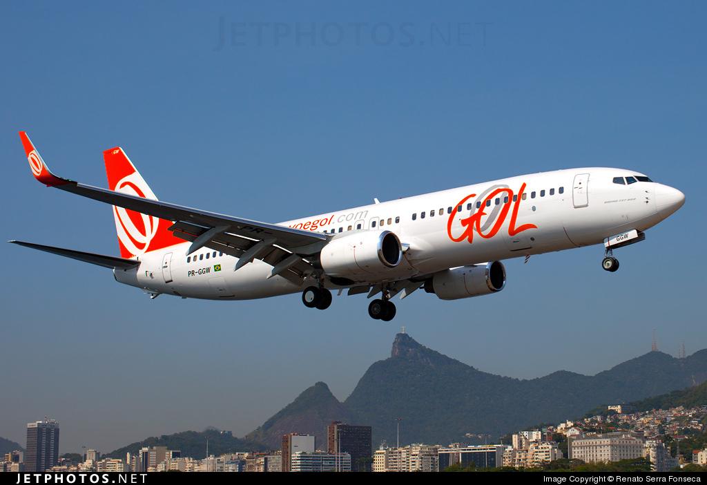 PR-GGW - Boeing 737-8EH - GOL Linhas Aéreas