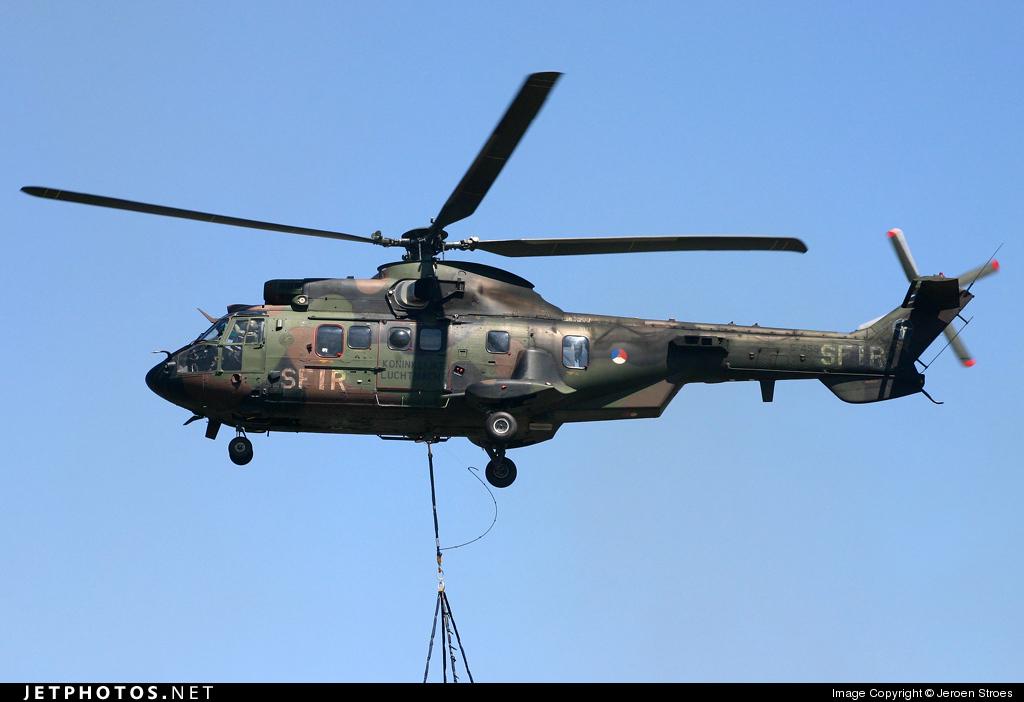 S-459 - Aérospatiale AS 532U2 Cougar - Netherlands - Royal Air Force