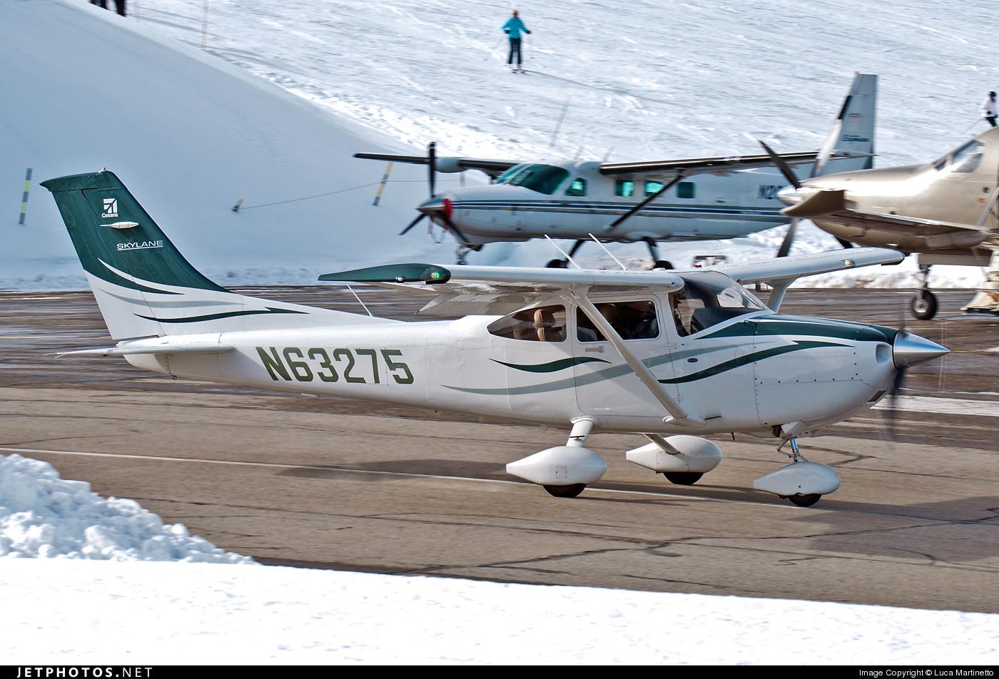 N63275 - Cessna 182T Skylane - Private