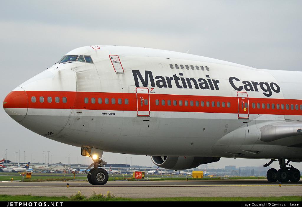 PH-MCF - Boeing 747-21AC(SCD) - Martinair Cargo