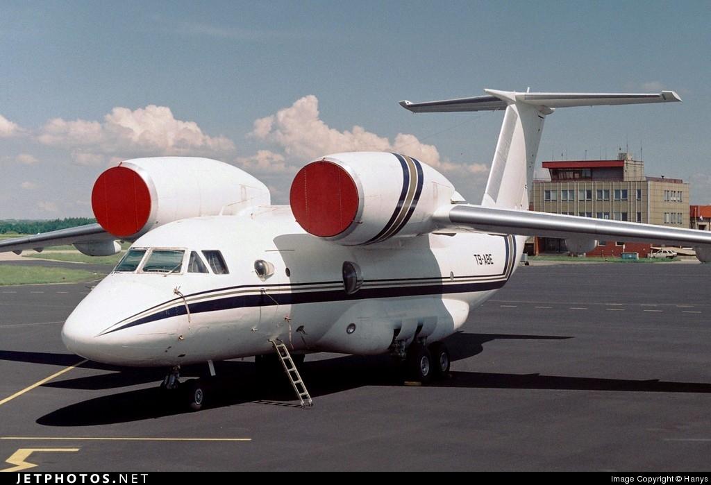 T9-ABE - Antonov An-74 - BIO Air Company