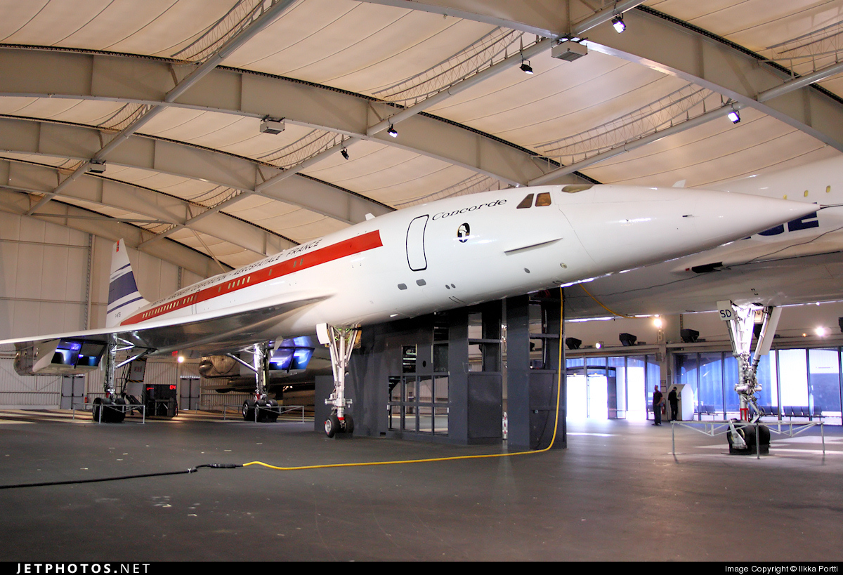 F-WTSS - Aérospatiale/British Aircraft Corporation Concorde - British Aircraft Corporation/Aérospatiale