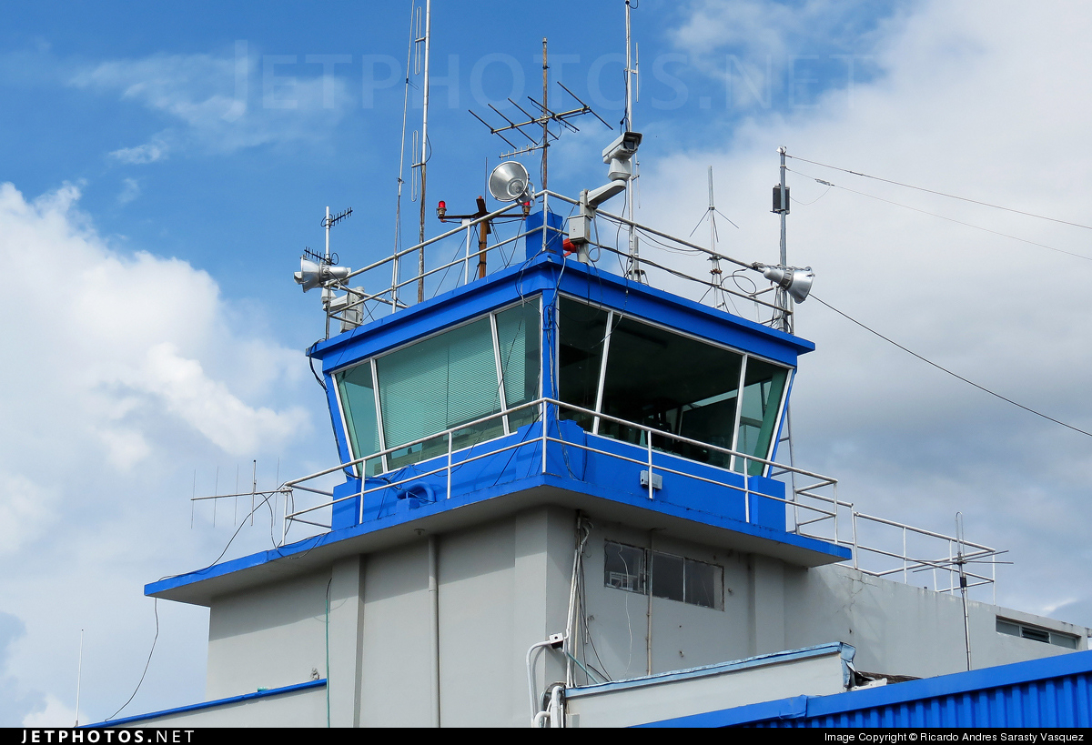 SKPS - Airport - Control Tower