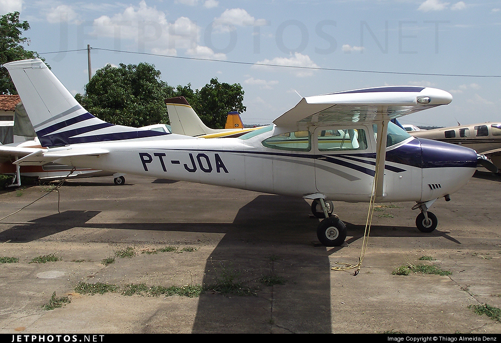 PT-JOA - Cessna 182P Skylane - Private