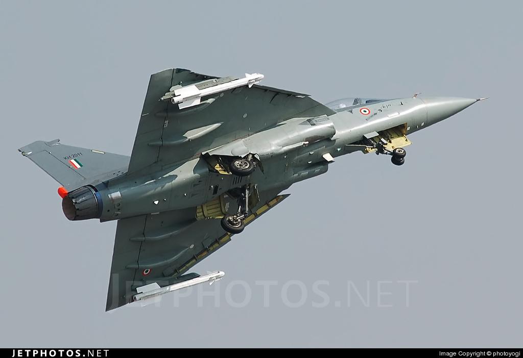 KH2011 - Hindustan Aeronautics LCA Tejas Mk.I - Hindustan Aeronautics