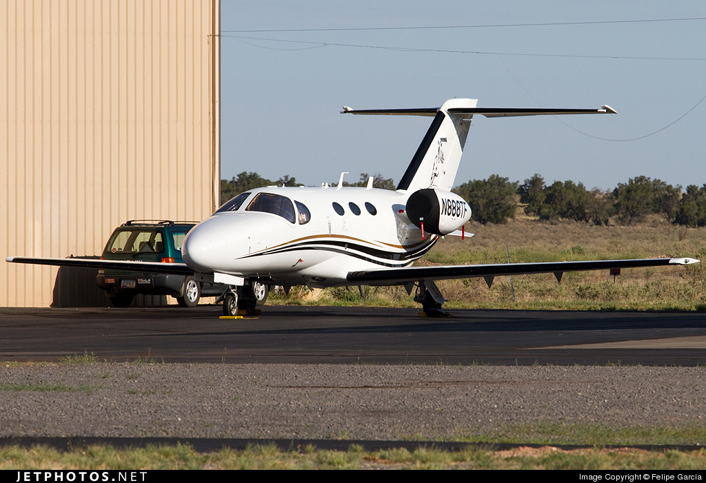 N888TF - Cessna 510 Citation Mustang - Private