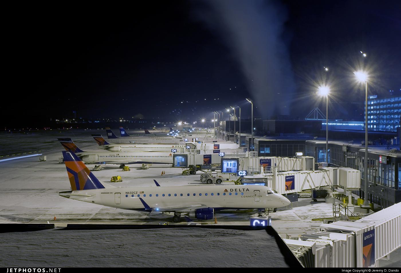 KMSP - Airport - Ramp