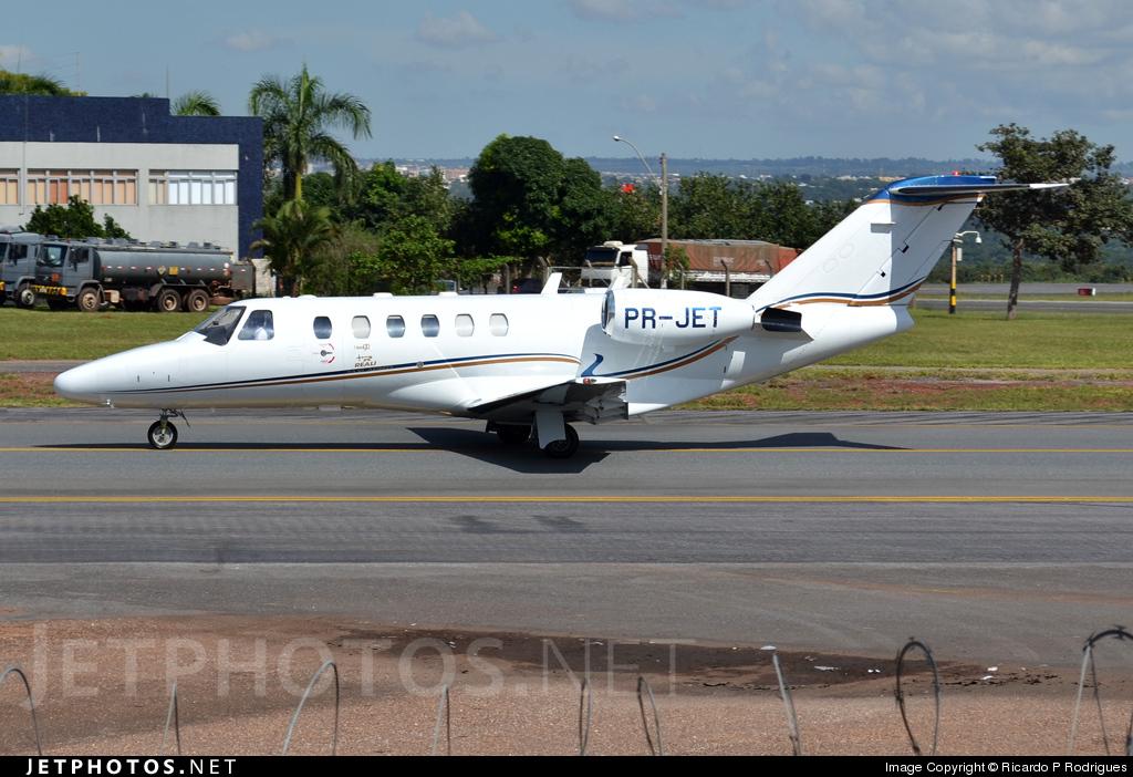 PR-JET - Cessna 525A CitationJet 2 - Reali Táxi Aéreo